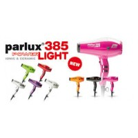 Parlux 385 Light Fön Makinesi yeşil