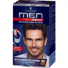 Men Perfect Beyazlara Karşı  Jel Boya 40 ml.