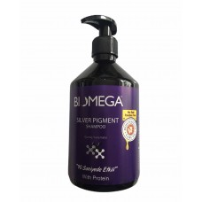 Biomega Silver Şampuan 500 Ml
