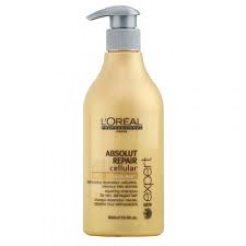 Loreal Absolut Şampuan 500 ml.